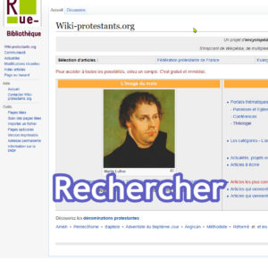 Wiki Martin Luther